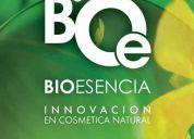 Necesito vendedoras para bioesencia cosmetica natural