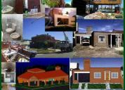 Proyecto, dirección y ejecución de obras llave en mano