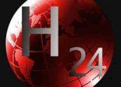 H24 soluciones informáticas servicio técnico profesional a domicilio