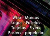 Diseño grafico - creativo, personas o empresas.