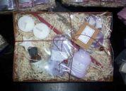 Vendedor aromaterapia