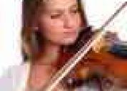 Profesora violin