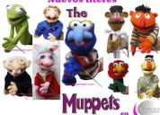 Titeres los muppets