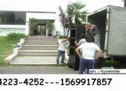 Mudanzas xifa precio servicio y responsabilidad 4223-4252 las 24