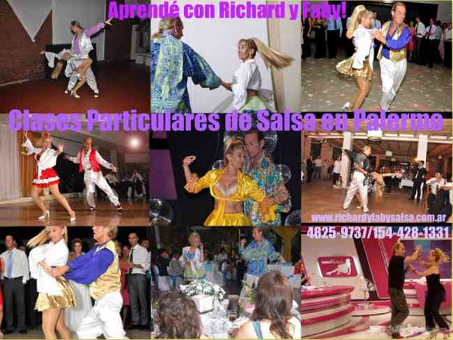 Por que bailar Salsa, tomar clases de Salsa Richard y Faby