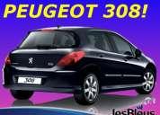 Peugeot 308 plan nacional automotor 2012 la cuota más baja