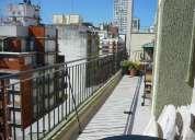 Departamento en venta. 2 ambientes. excelente 2 ambientes con dependencias. balcón terraza. pazos i