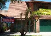 Riobamba  1761, chalet en 2 plantas