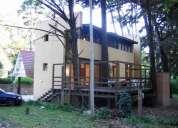 Casa en alquiler ubicada sobre el bosque peralta ramos