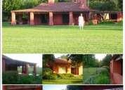 casa de campo en las sierras de cordoba