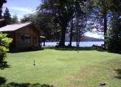 casa en colonia suiza con costa de lago moreno