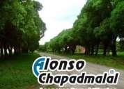 Chapadmalal lote a solo 20' de mar del plata - financiacion