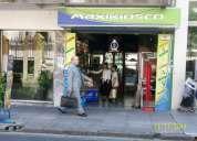 Excelente maxiquiosco art, varios, locutorio en barrio norte (capital federal)