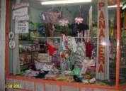Vendo fondo de comercio-- tienda   y    pañalera ---