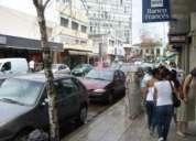 Alquilo locales en adrogué sobre las dos principales calles céntricas.
