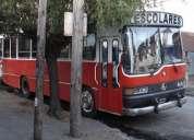 Vendo recorrido escolar en zona de lanus oeste con colectivo mercedes benz oh 1314 mod. 93