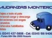 Camion para mudanzas 0341-4375808