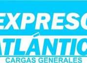 01146992314 fletes-mudanzas-servicio expreso a la costa atlantica