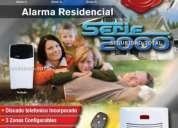 Alarmas para casas, comercios,monitoreadas por su celular sin pagar abono mensual