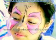 Maquillaje artistico pintacaritas