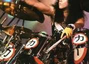 Se busca baterista(hard rock)
