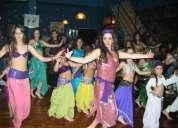 Danzas arabes para todas en flores