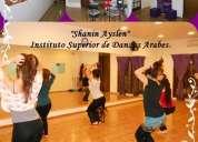 Escuela profesional de danzas arabes-floresta-flores-