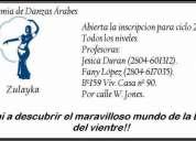 Academia de danzas arabes