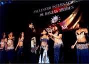 Danzas árabes al ganub de paula aybar - 10 años