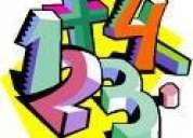 No pierda el aÑo clases individuales grupales de matematicas fisica quimica lengua biologi