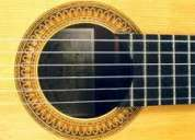 Profesor de guitarra en mendoza