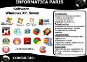 InformÁtica paris