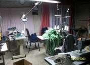 Ayudante de costura y taller