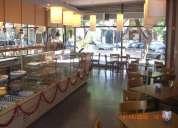 Cafe / confiteria en godoy cruz * fondo de comercio - vendo