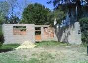 Terreno con construcción en tortuguitas parque alvear 1