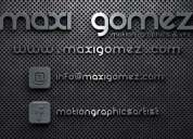 DiseÑador motion graphics vfx after effects