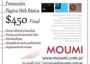 Páginas web - promociÓn!