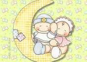 Decima luna-niñeras profesionales y cuidadoras