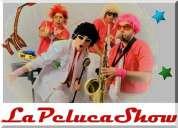 Banda de covers, musica bailable divertida, bailarinas, show en v