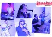 Banda de covers  musica disco rock & pop 80/90 para eventos