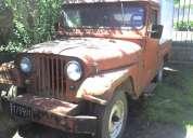 Carroceria jeep ika con rpa