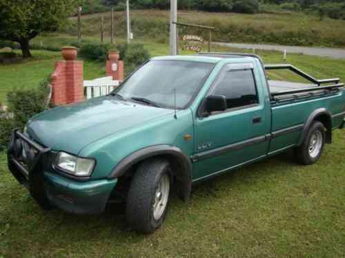 Chevrolet Luv Turbo Diesel 25 San Miguel Doplim 83763