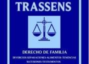 abogados de familia mar del plata  dra. trassens 155458788