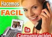 Incorporaremos animadoras para importante servicio de telecontact