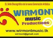Casting para bandas y solistas (musicos) para el sello internacio