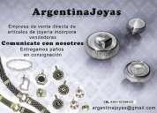 Venta directa de joyas