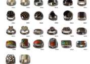 Vende joyas de acero quirurgico por catalogo