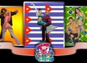 4203-1087 show de salsa para eventos