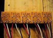 Armamos y soldamos circuitos impresos