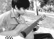 Clases de guitarra para niños y principiantes en zona norte